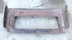 1935 1936 Ford Coupe Lower Seat Frame W/ Slide Rails Original 3 Or 5 Window Cpe