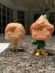 Funko Pop Proto Buddy The Elf And Jovie Official From Funko.