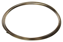 3/16 Stainless Steel Brake Line Tubing Kit-12 Foot Coil Roll - Made In Usa