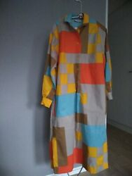 Marimekko Vintage Dress Rare New With Tags Made In Finland Multicolour S/m