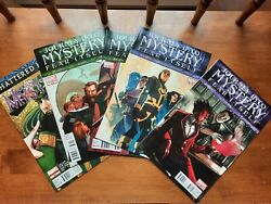 Journey Into Mystery Lot Of 5 627, 628, 629, 630, 631 Nm Cond Marvel Comics