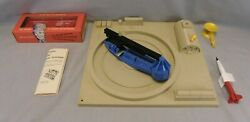 Lionel Ho Scale 0470 Missile Launching Platform With Target Car - Original Box