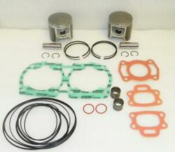 New Jet Ski Platinum Rebuild Kit .5mm Over Sea-doo 94-95 Gtx Spx Xp 94 Xpi 650cc
