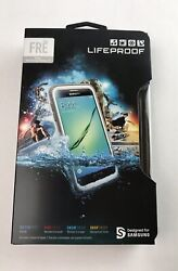 LifeProof Fre Case for Samsung Galaxy S7 Gray and white. New.