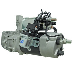 New 12v Starter Fits Paccar Cummins Isx 11.9l Industrial Engines 8200960 8200971