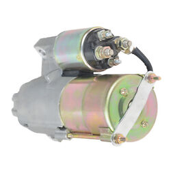New 11 Tooth 12v Starter Fits Mercury Marine Application By Part Number 8000599