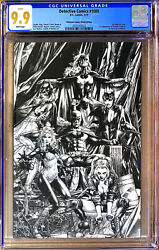 Detective Comics 1000 Cgc 9.9 Mint Dc Jay Anacleto Unknown Sketch Variant