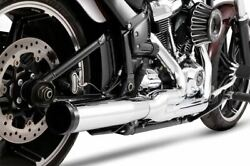 Rinehart Racing 200-0202 2-into-1 Exhaust For M8 Softail