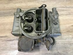 1967 Corvette 390hp 427 V8 Used Oem Holley Carb 3906633-eo  Dated 6 B 2 Rare