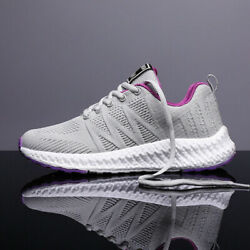 Womens Sports Athletic Shoes Outdoor Sneakers Non-slip Breathable Walking Shoes
