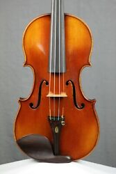 French Violin C. 1910 Ready-to-play   Antique Vintage Old Violin
