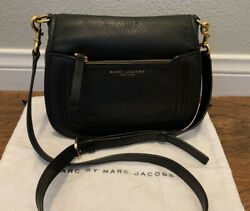 Marc Jacobs Empire City Mini Messenger Leather Crossbody Bag $89.00