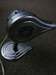 1950andrsquos Vintage Hair Dryer Handy Hannah 995-c With Stand Hand Held Working