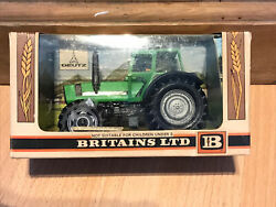 Britains Farm Toys Diecast Dx110 Tractor Catalogue Number 9526