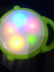 Leap Frog Learning And Groove Colour Play Drum Toy Lights And Sounds