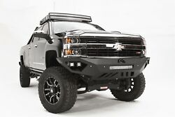 Fab Fours Ch15-v3051-1 Vengeance Front Bumper