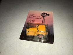 Minneapolis Moline Mm 1934-1941 Udlx Comfort Tractor 1/64 Scale Models Toy