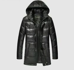Winter Outerwear Menand039s Casual Winter Jacket Full Sleeves Comfy Long Jackets Warm