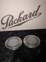 Packard 1930andrsquos Running Board Lights