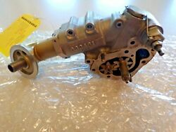 Continental Io-470-vo Cessna Oil Pump Assy With Filter Adapter P/n632481