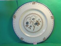 Royal Doulton 10 5/8 Old Colony Dinner Plate, T.c. 1095 England Used/euc