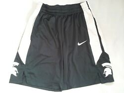 Nike Michigan State Spartans Shorts In Size M