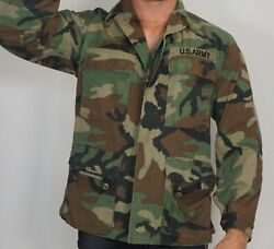 Menand039s Army Jacket Coat Us Army Size Small