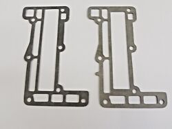 Yamaha Outboard Exhaust Gaskets 6 8 Hp 2 Stroke 6c 6d 8c 6g1-41112-a1 6g1-41114