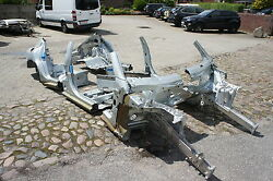Porsche 970 Panamera Main Girder Right Front Complete 97050190600 And 97050192800