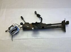 Used Steering Column And Floor Shifter For Mercedes W108 W111 280se 3.5 4.5