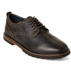 Cole Haan Menand039s Dark Coffee Ripley Grand Oxford Derby Left Shoe Size 7 M