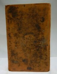 Antique Die Bibel Family Record German Bible After Martin Luthers Translation Sn