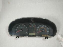 Speedometer Cluster Mph With Traction Control Fits 02 Sonata 83707