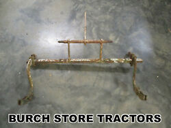Sears Toolbar / Cultivator For 3 Point Hitch Lawn Tractor / Mower
