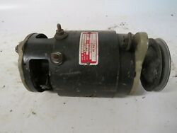 1101912 Delco Remy Starter Generator Assy Volts 12 Amps 50 Aircraft Core