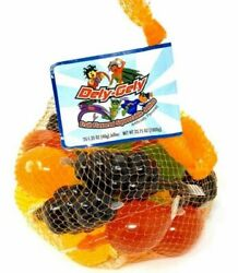 dely-gely Fruit Flavored And Squeezable Jellies 🍓🍊🍍🍏🍇 We Sell Only Per 📦