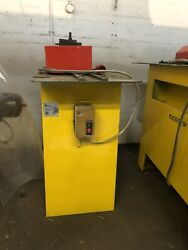 Lock Former Machine Sheet Metal Folding / Many Other Machines Forsale