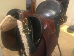 Exceptional 18quot; Australian Saddle...Comfy  FREE SHIPPING