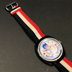 Teddy Kennedy Water Proof Novelty Watch Gift From Republican Senator To Me
