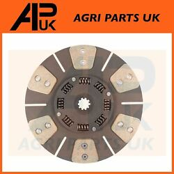 Clutch Plate 280mm 10s For Case International Ih 385 395 414 434 444 Tractor