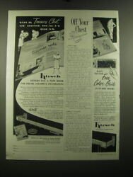 1954 Kirsch Drapery Hardware Ad - Your Treasure Chest Of Home Beauty Ideas