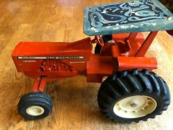 1970 Allis-chalmers Xt 190 Land Handler Tractor By Ertl In 1/16th Scale