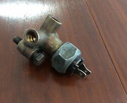 Vintage Brake Light Switch Junction Block And Bolt Roots Group From 1963 Hillman