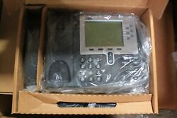 Lot Of 16 Pc Cisco Cp-7961g Unified Ip Phone @bm1