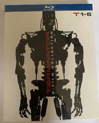 Terminator 6-film Collection [blu-ray]/brand New/sealed