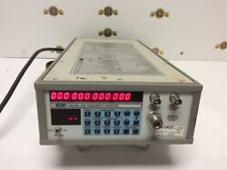Eip Microwave Inc 25b Frequency Counter 10hz To 20ghz