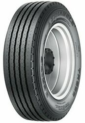 255 70r 22.5 Truck Bus Tires Steer Trailer Commercial Heavy Duty Load 16 Ply X4