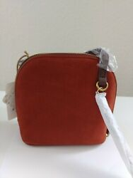 HOBO small Nash Cinnabar Nubuck bag NWT $92.00