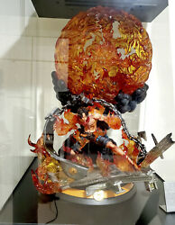 Tsume Art One Piece Portgas D Ace Limited Statue 24/4000
