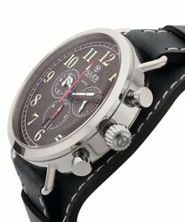 Jules Breting Discovery One Chronograph Mens Watch $149.99